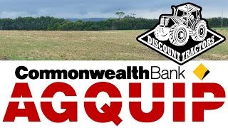 Discount Tractors at AgQuip Field Days, Gunnedah NSW