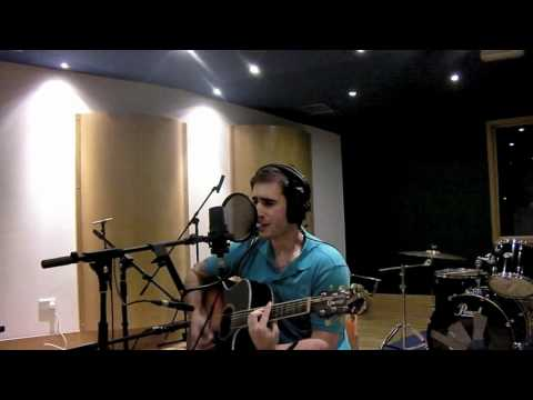 End Credits - studio acoustic cover - Ed Harvey