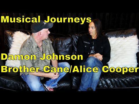 Musical Journeys Episode #9 Damon Johnson  Part #1