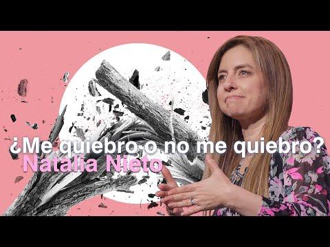 📺 ¿Me quiebro o no me quiebro? - Natalia Nieto - 9 Mayo 2021 | Prédicas Cristianas 2021