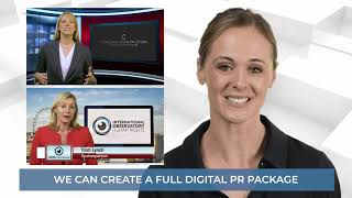 Video Newscast Service for PR Agencies