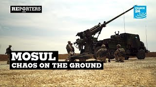 Battle for Mosul: Chaos on the ground