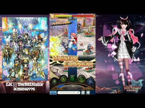 TerMINator || Unison League No SSR Monster Challenge + Drama Time