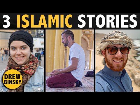 3 ISLAMIC STORIES