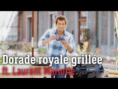 dorade-royale-grillée---master-touch-premium-ft.-laurent-mariotte- -les-recettes-weber