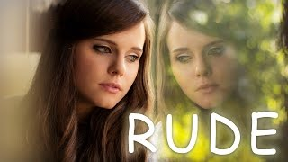 "Video Rude - MAGIC! ""Girl Version"" (Acoustic Cover) by Tiffany Alvord on iTunes & Spotify download MP3, 3GP, MP4, WEBM, AVI, FLV Maret 2018"