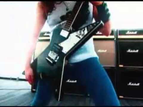 GUS G. (Firewind) - the fire and the fury