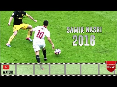 Samir Nasri - I Smile Back - Goals and Skills 2016/2017