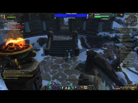WoW Speed Lvling: 1-120 (Split Run / Monk / Human) - Part 3