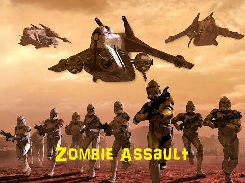Star Wars Clone Wars RP! Zombie Assault!