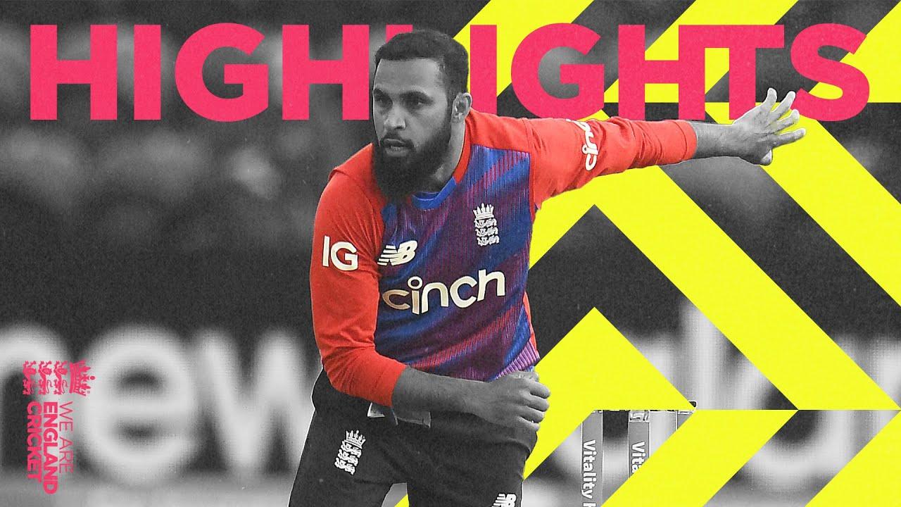 Download England v Sri Lanka - Highlights | England Claim Series Win! | 2nd Men's Vitality IT20 2021