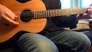 Tacoma PM 9 Acoustic Guitar.