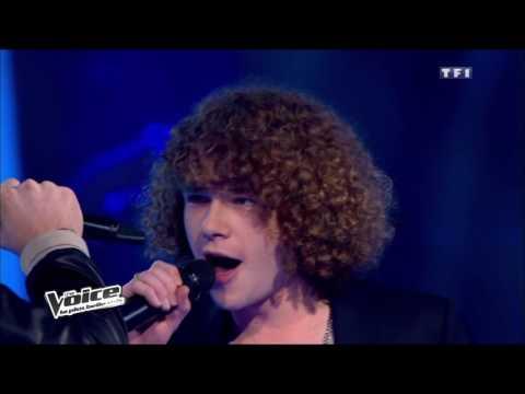 The Voice 2013   Pierre G VS Florian Carli - Con te partiro (Andrea Bocelli)   Battle