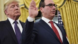 Goldman Sachs Lackey Approved For Treasury Secretary