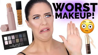THE WORST MAKEUP OF 2017!! DO NOT WASTE YOUR MONEY!!!