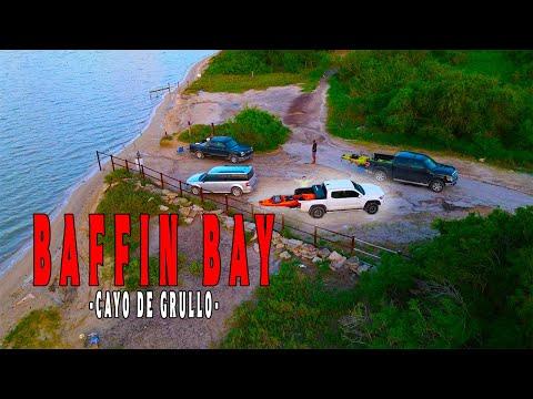 Fishing Baffin Bay Cayo De Grullo | Texas Fishing Travels