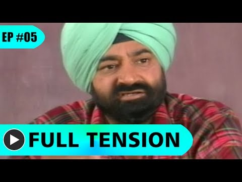 Full Tension - Episode #5 - Money Matters - Jaspal Bhatti Shows - Best 90s TV show