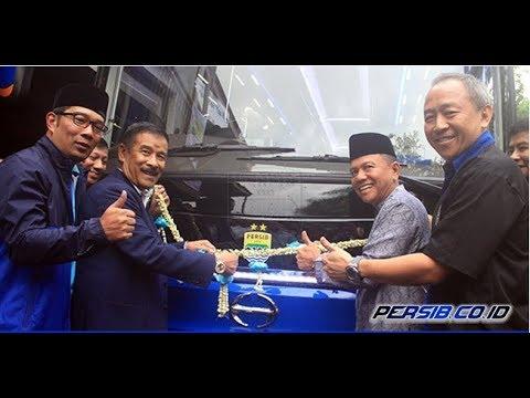 Syukuran & Launching Bus PERSIB
