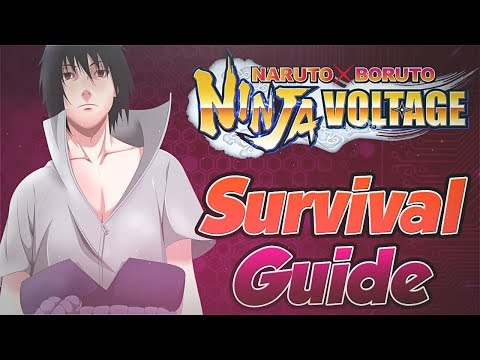 NxB Ninja Voltage | Survival Guide - Getting Started