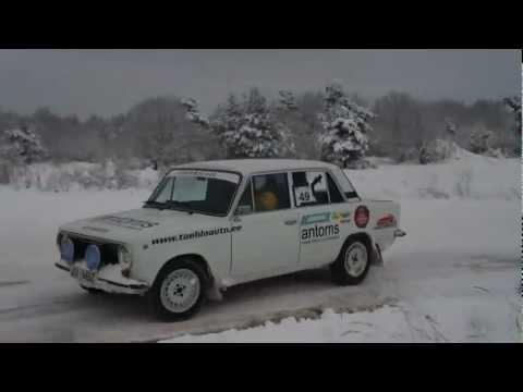 ►ВАЗ 2101 «Копейка» I ЗИМНИЙ ДРИФТ 2012 VIDEO HD