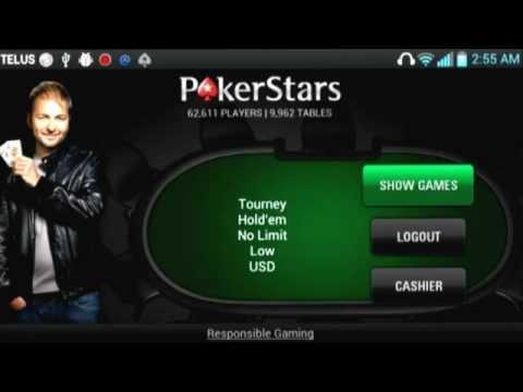 Poker Stars Mobile Poker Review