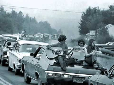 Woodstock Fest 69 ☮Three Days of Peace and Music☮