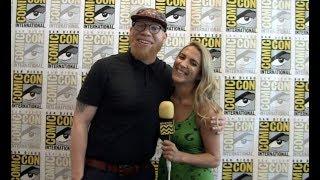 "Marvin ""Krondon"" Jones III (Black Lightning) | San Diego Comic-Con 2018"