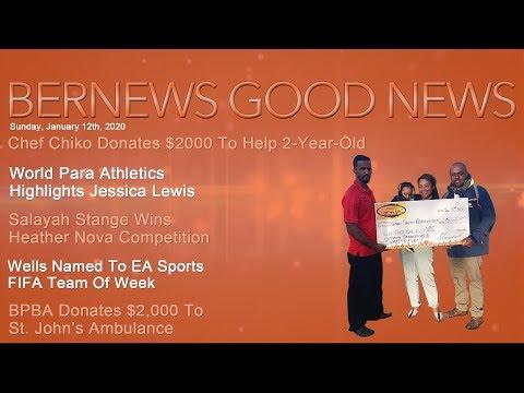 "Bernews ""Good News"" Sunday Spotlight, January 12, 2020"