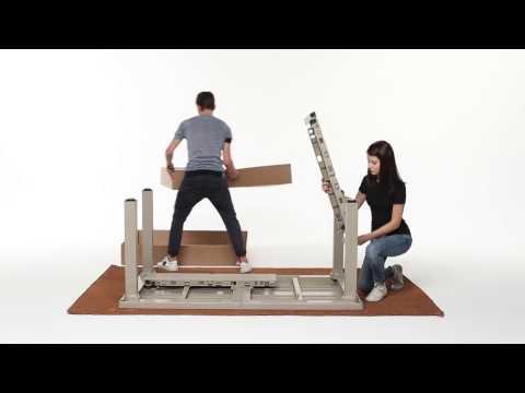 Tavolo Triplo Scab Design Istruzioni Montaggio