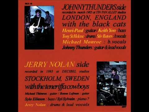 Jerry Nolan-Countdown Love