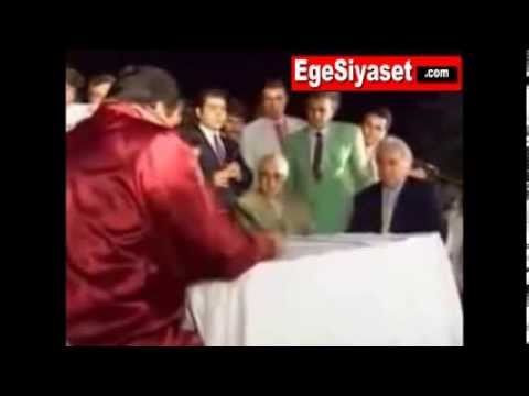 Başbakan Erdoğan ve Fethullah Gülen Hakan Şükür'ün Nikahında