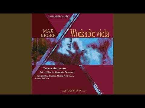 Suite For Viola In E Minor, Op. 131d No. 3: I. Moderato