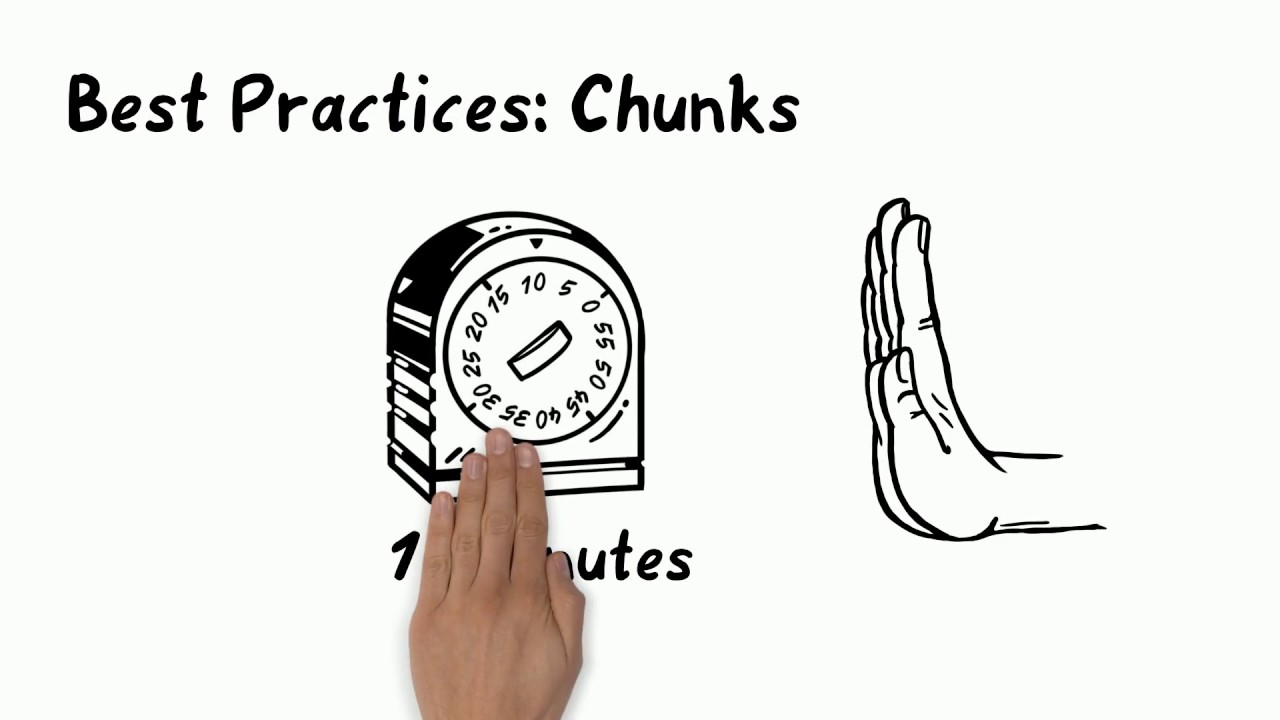 Chunk And Chew An Instructional Strategy Youtube