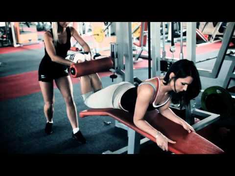 Gym Park  - Grzegorz Kurowski i Mateusz Baron - Polski Strongman Edition