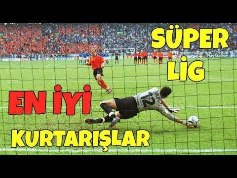 """Süperlig En iyi Penaltı Kurtarışları """"Harun Tekin,Volkan Babacan    """""""