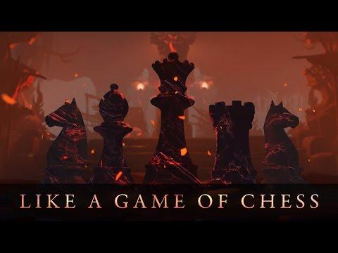 Dota 2 - A Game of Chess
