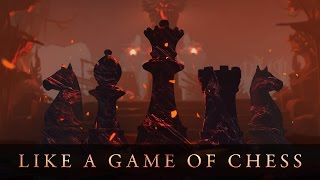 Dota 2 - A Game of Chess