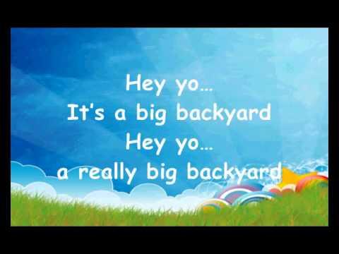 gods big backyard youtube