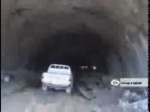 Iran North-South Corridor & Largest Mountain Roads Through the Zagros Mountains