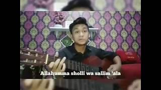 Allahumma sholli wa sallim'ala