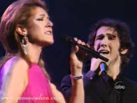 Cline Dion ft. Josh Groban, The Prayer