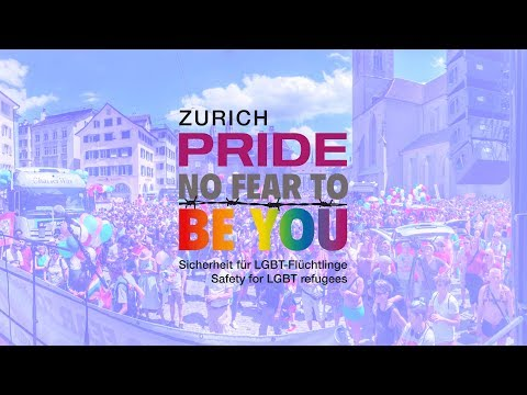 Zurich Pride Festival 2017 - Official Eventmovie (HD)