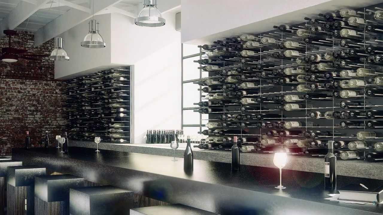 Stact Modular Wine Wall Kickstarter Video