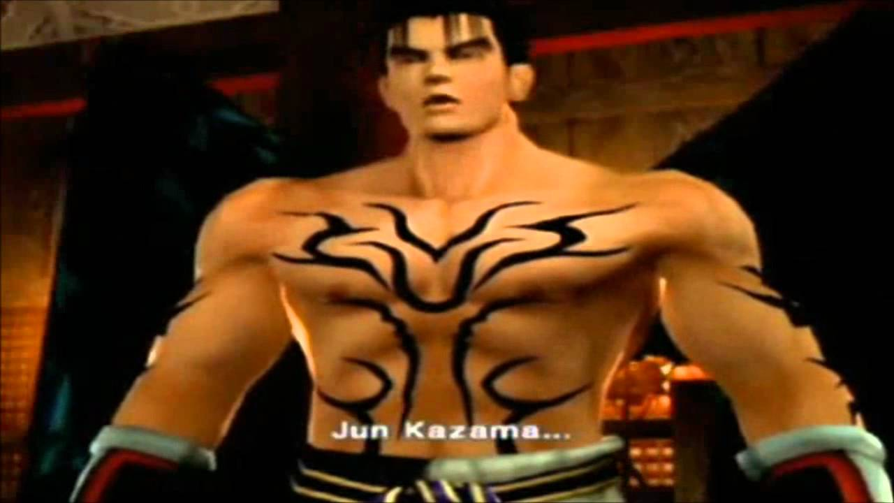 Tekken Jin Kazama Endings Youtube