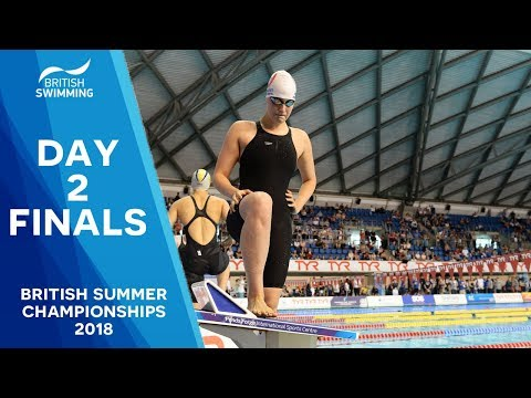 British Summer Championships 2018 – Day 2 Finals