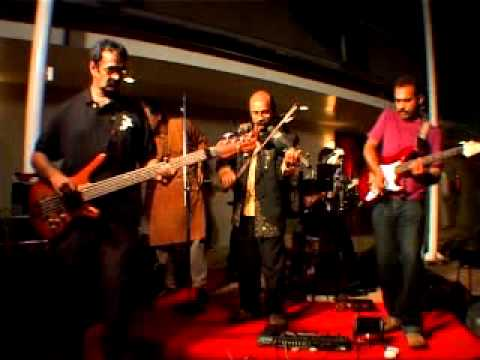 Raga-Jazz-Rock | Band by Jayen Varma, Bass Guitarist