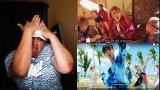 ATEEZ - ILLUSION and WAVE MV Reaction [HAKUNA MATATA HIT HARD!]