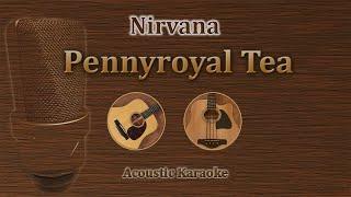 Pennyroyal Tea - Nirvana (Acoustic Karaoke)