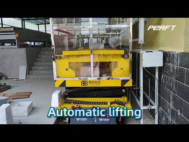 How to choose motorized rail cart