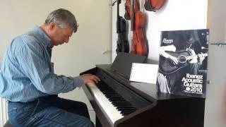 Şeref Burucuoğlu - Piyano Solo